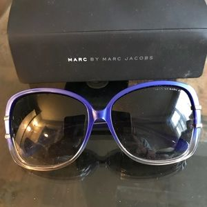 Accessories - Marc by Marc Jacobs sunglasses! With case